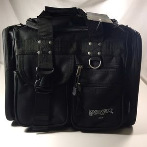 Other - Black Duffle bag