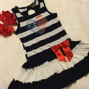 Zunie Other - ❤ZUNIE lovely dress girls size 4 t NWOT