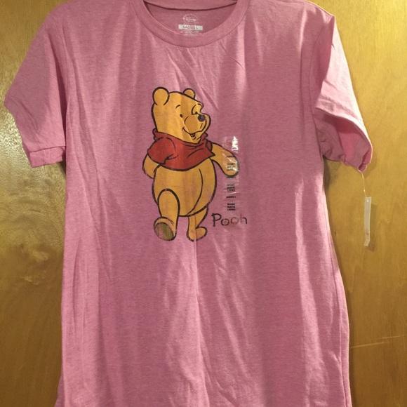 6e5c4566 Disney Tops   Winnie The Pooh Womens Tshirt   Poshmark