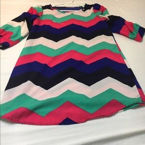 Dresses & Skirts - Chevron print