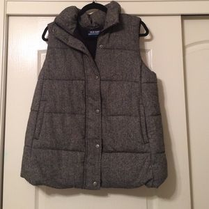 Old Navy Jackets & Blazers - Old Navy Maternity Winter Vest