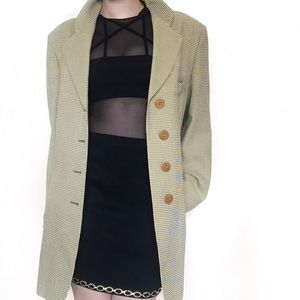 Giorgio Armani Jackets & Blazers - • Armani • Long Wool Blazer