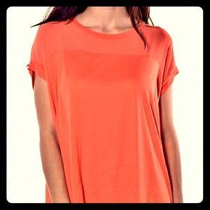 Pastels Clothing Tops - 🌸SIZE S LEFT Ladies yolk cap sleeve tunic🌸