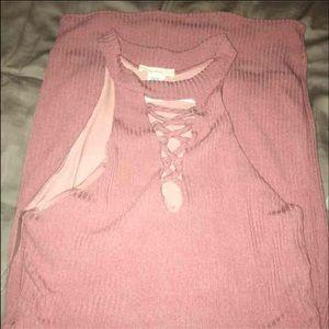 •CUTE PINK DRESS. ((POETRY))
