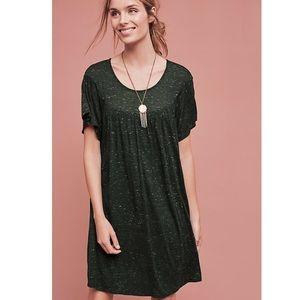 Anthropologie T-Shirt Dress
