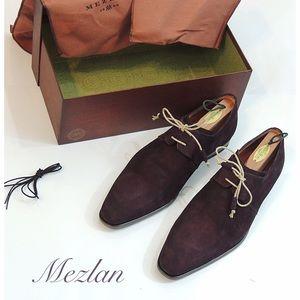Mezlan Other - HP 🎉NIB Mezlan Grape Suede 🇪🇸Made in Spain🇪🇸