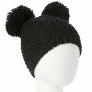 Simplicity  Accessories - ❄Winter Double Pom Ears Kylie Hat Beanie crochet