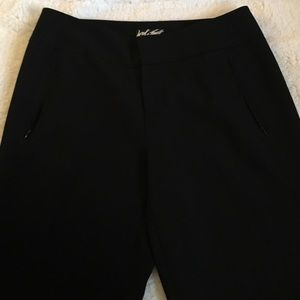 Lord & Taylor 424 Fifth Black Trousers, Size 6