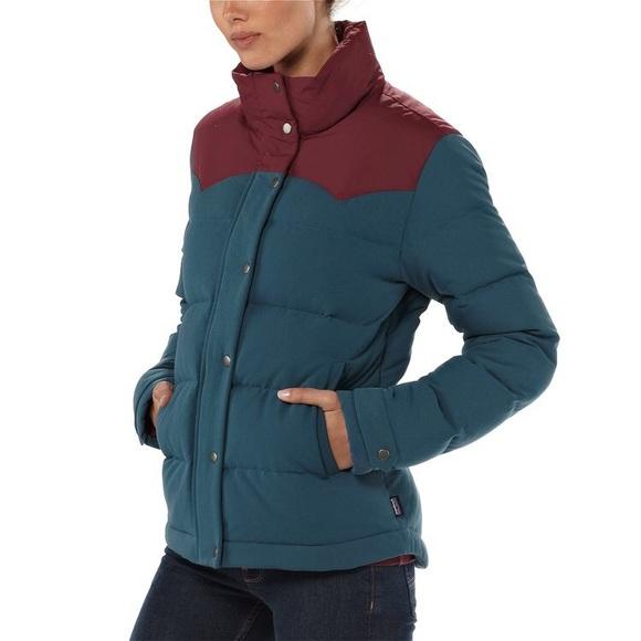 Patagonia Women's Bivy Jacket NWT