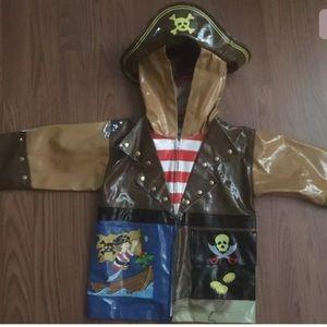 kidorable  Other - Kidorable pirate raincoat