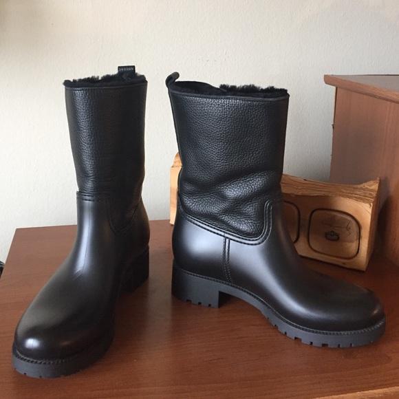 58% off LK Bennett Shoes - L.K. Bennett Warren Cold Weather Rain ...
