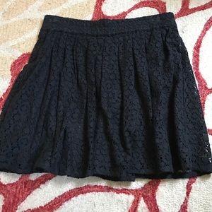 Adorable Delia's Lace Skirt