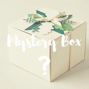 Mystery Box • $200+ Value • 5 Items
