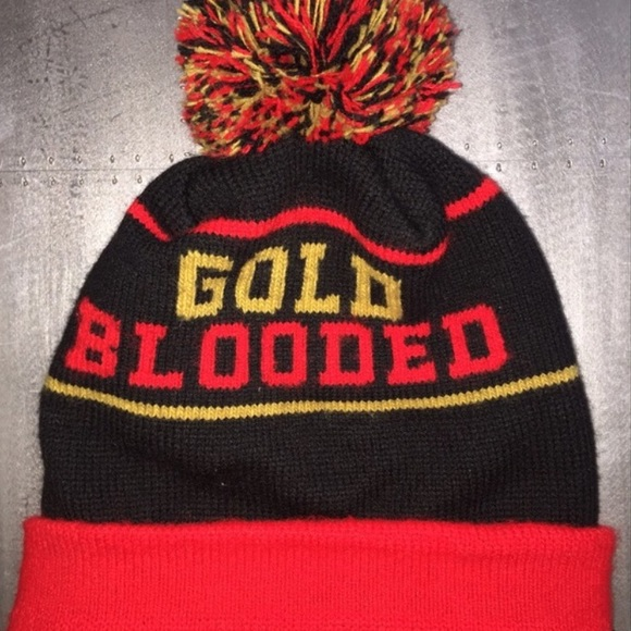 adapt clothing Other - Adapt clothing beanie gold blooded 0798ffd92e4