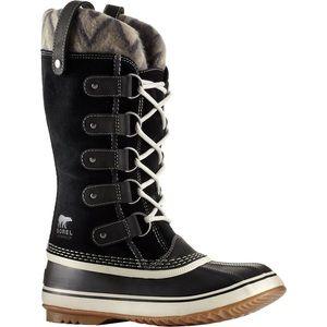 Black winter boots - waterproof 💧❄