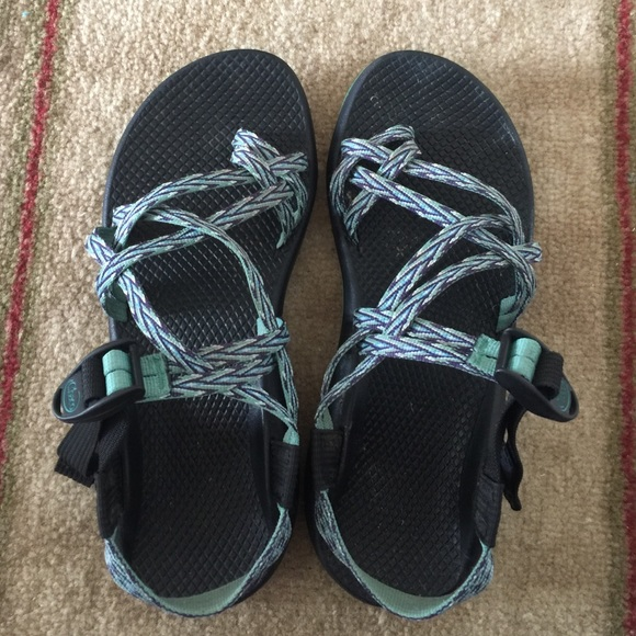 3bb3210e5061 Chaco Shoes - WOMEN S ZX 2 CLASSIC Dagger Chacos size 9