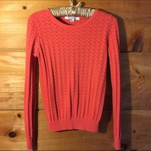Cute Salmon light weight sweater.
