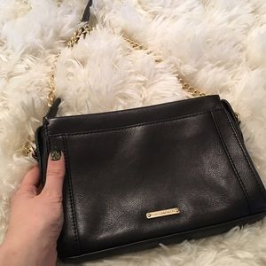 Rebecca Minkoff Black Mini Crossbody Bag