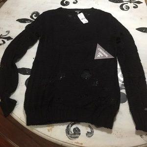 LF Sweaters - LF Rip it to shred sweater SZ S NWT