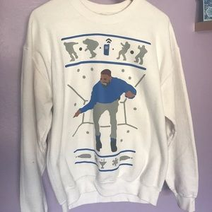 Sweaters - Drake Hotline Bling Ugly Sweater