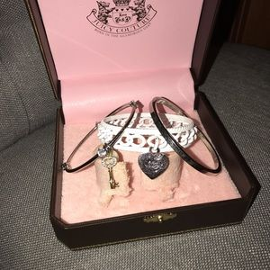 Jewelry - Juicy couture bracelet set