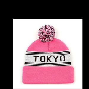 Sale Tokyo Pom Pom beanie 💕