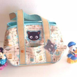 Sanrio Handbags - 🔥HTF🔥Vintage CHOCOCAT TOTE BAG SANRIO
