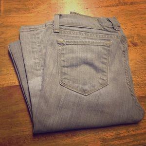 J Brand Denim - J Brand Grey Jeans