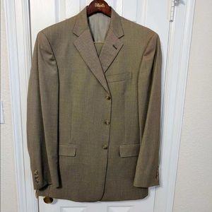 Hart Schaffer Marx suit