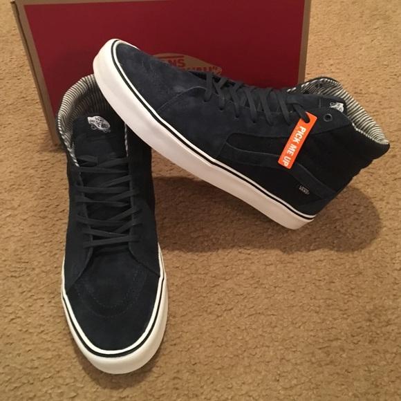 84727086af Vans SK8 Hi Lite Hemp Sneakers
