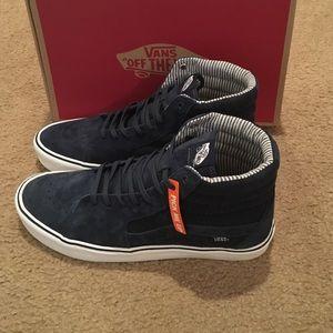 58e4478f89 Vans Shoes - Vans SK8 Hi Lite Hemp Sneakers