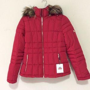 CALVIN KLEIN Water Resistance Warmth Factor Jacket