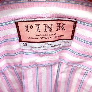 Thomas Pink Other - Thomas Pink French Cuff Dress Shirt