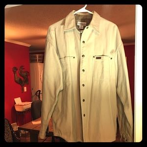 Carhartt Other - Men's Carhart Heavyweight shirt/jacket SZ Medium