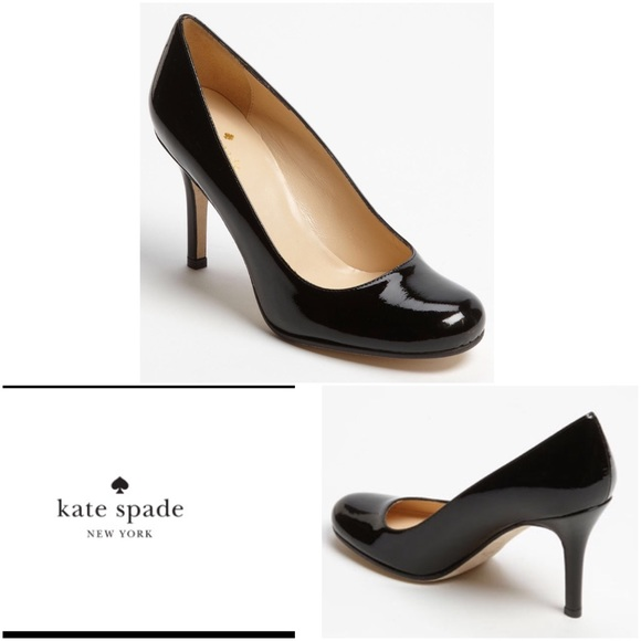 a27d3501d2de kate spade Shoes - KATE SPADE KAROLINA PUMP BLACK PATENT ♤️