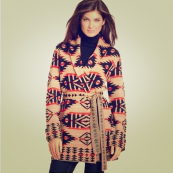 8714b1a14b Jones New York Sweaters - Jones New York Signature Aztec sweater