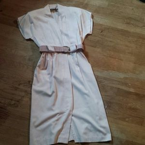 Vintage 90's dress with belt