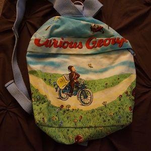 Curious George Mini- Backpack