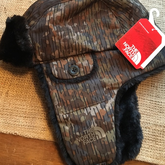 Nwt Men s North Face trapper hat 8b8e9b1c8ce
