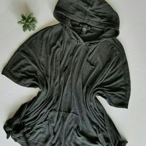 Sweaters - FRENCH LAUNDRY Poncho One Size