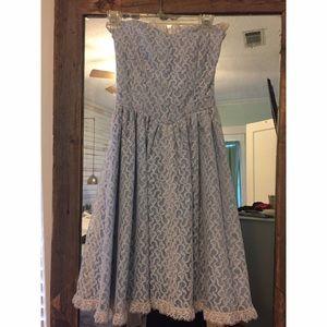 Reclaimed Vintage Dresses & Skirts - Vintage lace dress