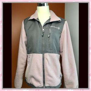 Free Country Jackets & Blazers - Free Country Pink & Grey Warm Jacket, sz M