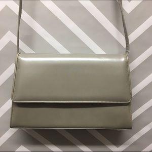 Handbags - Vintage Frenchy of California Metallic Purse