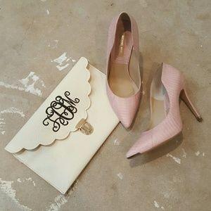 MICHAEL Michael Kors Shoes - MICHAEL Michael Kors LIght Pink Heels