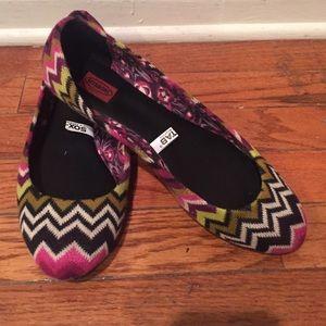 Missoni for Target Shoes - Missoni for Target Ballet Flats