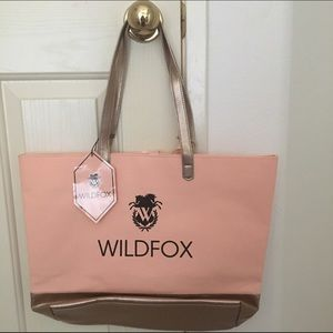 Wildfox Tote Bag