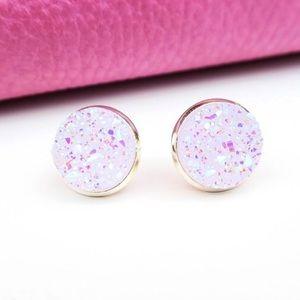Jewelry - Confetti Sparkle Druzy Earrings