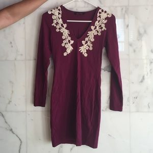 Motel Rocks Mini Dress
