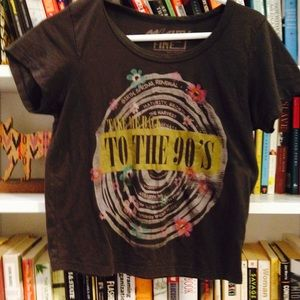 Mighty Fine Tops - Take me back to the 90s tee