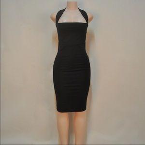 Ashlee Natalia Dresses & Skirts - Halter Midi Dress